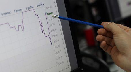 TRŽIŠTE KAPITALA: Zbog koronakrize Wall Street uronio u područje 'medvjeda'