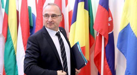"""Grlić Radman u Tirani: """"Hrvatska podupire europski put Albanije"""""""