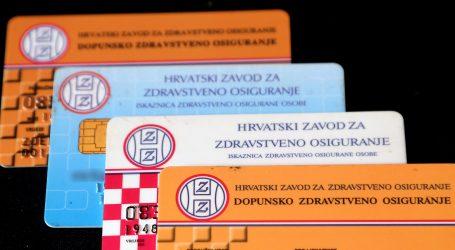 HZZO objasnio postupak predavanja zahtjeva za naknadu plaće osiguranika u izolaciji