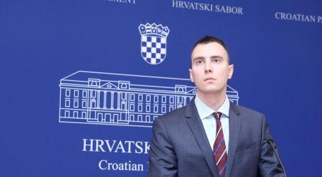 """VIDEO: ŠKIBOLA: """"Tražim ostavku guvernera Vujčića zbog afere Zagrebačka banka"""""""