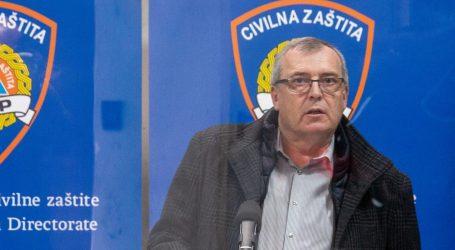"""CAPAK: """"Zbog potresa u Zagrebu nema porasta broja zaraženih koronavirusom"""""""