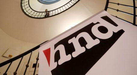 """HND: """"HNiP poziva institucije koje je rušio u pohodu na Vijeće za elektroničke medije"""""""