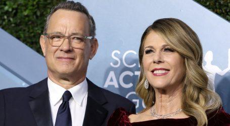Tom Hanks i supruga još nisu cijepljeni jer nisu dovoljno stari
