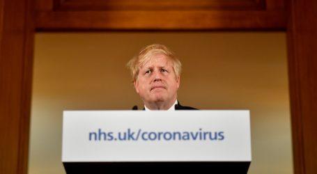 JOHNSON 'Velika Britanija može okrenuti trend u 12 tjedana'
