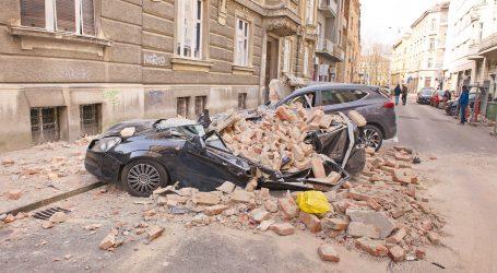 Francuska poslala pomoć potresom pogođenom Zagrebu