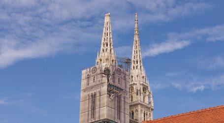Do utorka poznato hoće li se rušiti dio tornja zagrebačke katedrale