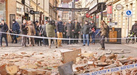 Europska unija aktivirat će svoje mehanizme za pomoć Zagrebu
