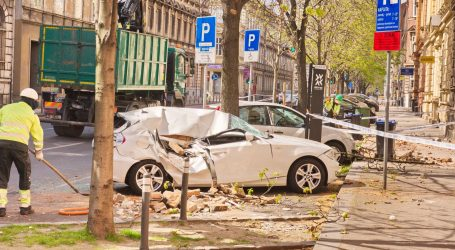 NOVA TRAGEDIJA U ZAGREBU: Muškarac poginuo prilikom sanacije štete od potresa