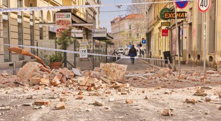 Više od 90 potresa i velika šteta u zagrebačkom epicentralnom području