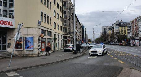 Opljačkana banka u Maksimirskoj, nema ozlijeđenih