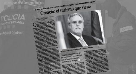 NEČASNI POSLOVI hrvatskog počasnog konzula u Barceloni nanose ogromnu štetu ugledu RH
