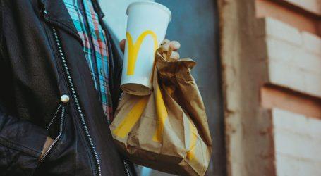 McDonald's restorani u Hrvatskoj se zatvaraju za goste