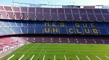 Treneri i igrači Barcelone pristali na 70% smanjenje plaća