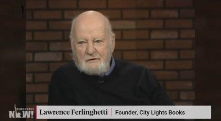 Danas 101. rođendan slavi pjesnik Lawrence Ferlinghetti