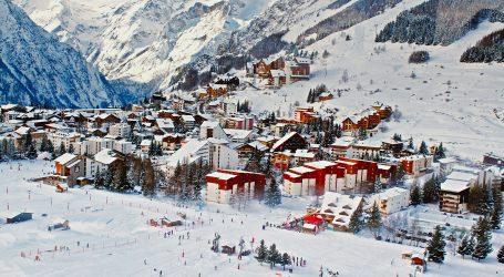 Sva francuska skijališta zatvorena do kraja sezone