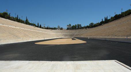 Svečanost predaje olimpijske baklje održat će se pred praznim stadionom