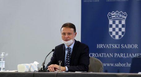 """Jandroković: """"Za sada nije potrebno uvođenje izvanrednog stanja"""""""