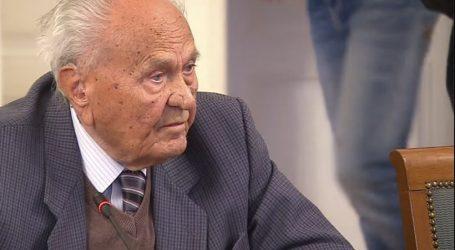Danas je 100. rođendan Josipa Manolića, kad se rodio bila je epidemija španjolske gripe