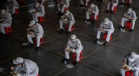 Kina upozorava na mogući drugi val zaraze zbog 'uvezenih' slučajeva