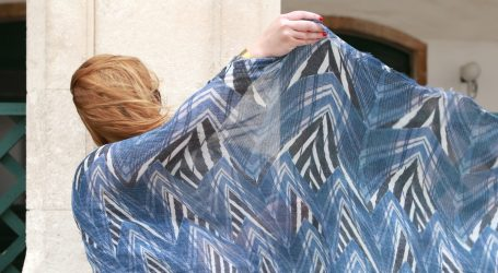 Šest načina za nošenje marame u kosi