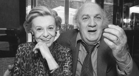 Fellinijeva najveća i jedina muza bila je Giulietta Masina