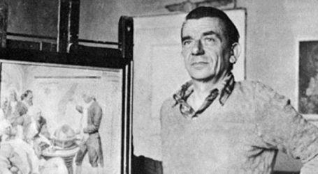 Andrija Maurović – slikar, ilustrator i crtač stripova rođen je na današnji dan 1901. godine