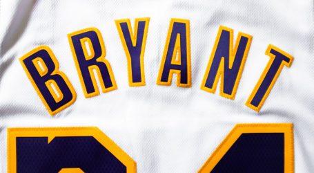 Ručnik Kobea Bryanta prodan za više od 33.000 dolara