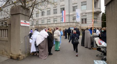 ZAGREBAČKI POTRES: Evakuacija bolnice u Petrovoj