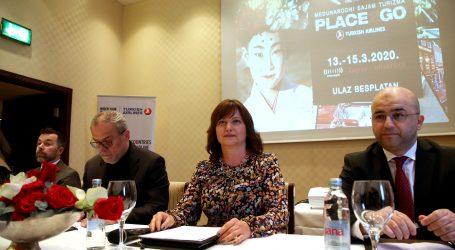 Međunarodni sajam turizma PLACE2GO od 13. do 15. ožujka u Areni Zagreb