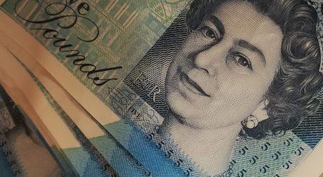 Britanija osigurala 330 milijarda funti tvrtkama pogođenim koronavirusom