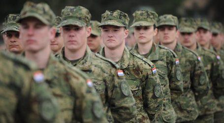 MORH raspisao natječaj za prijem 240 vojnika/mornara u vojnu službu