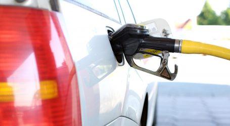 Pale cijene svih goriva u Hrvatskoj