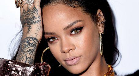 Rihanna ponudila 700 tisuća dolara Barbadosu za borbu protiv koronavirusa