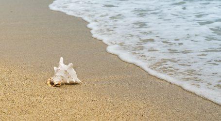 Pola pješčanih plaža moglo bi nestati do kraja stoljeća