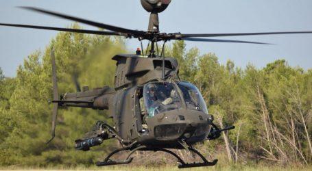 MORH: Helikopteri Kiowa Warrior su ispravni i vraćaju se u operativnu uporabu