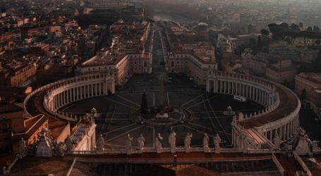 Vatikan zbog koronavirusa zabranio pristup Trgu svetog Petra
