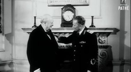 Prvi Titov posjet nekoj zapadnoj državi bio je u ožujku1953. godine, i to brodom Galeb