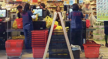 ZLATA ŠTULIĆ: 'Radnici u trgovinama heroji su ovih teških vremena'