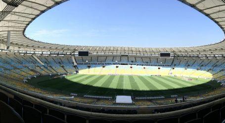 Stadion Maracana postaje utočište za oboljele od koronavirusa