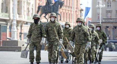 HV završio sa sanacijom nakon potresa u Zagrebu, sudjelovalo 420 vojnika