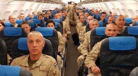 Pripadnici 11. hrvatskog kontingenta vratili se u Hrvatsku iz Afganistana