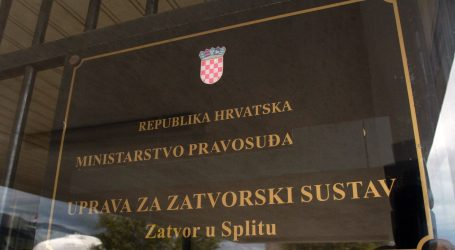 Službenik zatvora u Splitu pozitivan na koronavirus