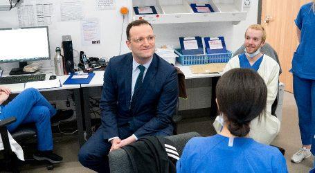 """VIDEO: Njemački ministar zdravstva: """"Epidemija je pod kontrolom"""""""