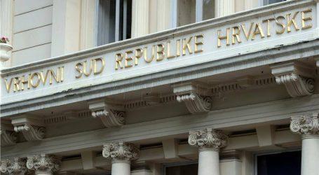 Predsjednici sudova po nalogu Vrhovnog suda provjeravaju mogućnosti za nastavak rada