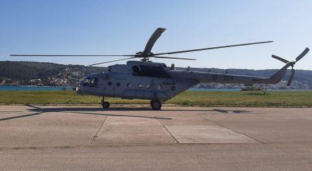 FOTO: MORH: Pogledajte kako izgledaju helikopteri HV-a koji su pripremljeni za prijevoz oboljelih od koronavirusa