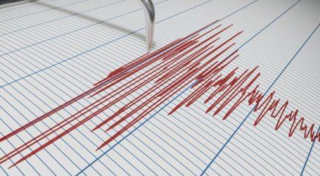 ZAGREB: Jutros zabilježen blaži potres od 2,8 po Richteru