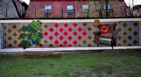 FOTO: ZAGREB: Pogledajte kako ulični umjetnici ne gube smisao ni u vremenu društvenog distanciranja