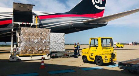 U Hrvatsku dopremljeno još 58 tona medicinske opreme