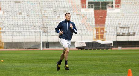 Igrači Hajduka započeli s individualnim treninzima na Poljudu