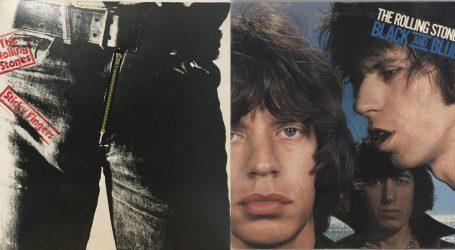 Na isti dan u mjesecu travnju izašla su dva The Rolling Stones albuma